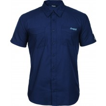 Bergans Dalen Shirt Short Sleeve  navy