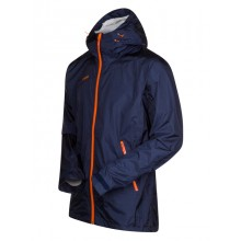 Bergans Helium Jacket navy-sunset