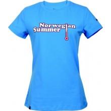 Bergans Norwegian Summer Lady Tee summersky