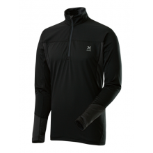 Haglöfs Actives Regular Zip Top black-charcoal