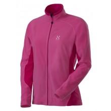 Haglöfs Iso Q Jacket astral pink-cosmic pink