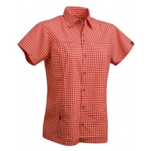 Haglöfs Neo Q Short Sleeve Shirt fire