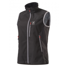 Haglöfs Q Fin Vest black-charcoal