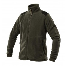 SASTA Routa fleece - military olive