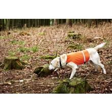 Seeland Hundeweste mit Reflexstreifen