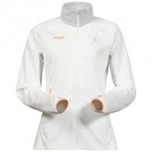 Bergans Galdebergtind Lady Jacket white alu-pumpkin