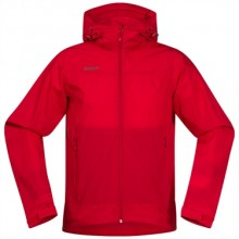 Bergans Microlight Herrenjacke - red