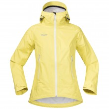 Sky Lady Jacket, Sun Yellow/White/Alu