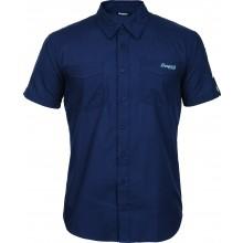 Bergans Dalen Shirt Short Sleeve  navy