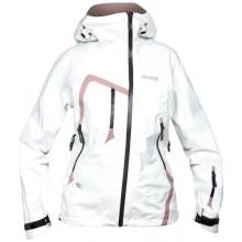 Bergans Isogaisa Lady Jacket white/powder/solid dark grey