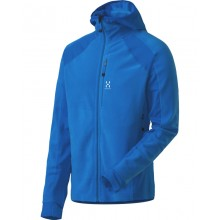 Haglöfs Able Fleece Jacket speed blue-banner blue